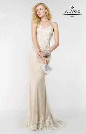 Sorry this Gown has SoldIR6505